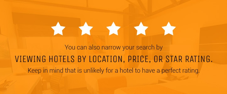 hotel star ratings