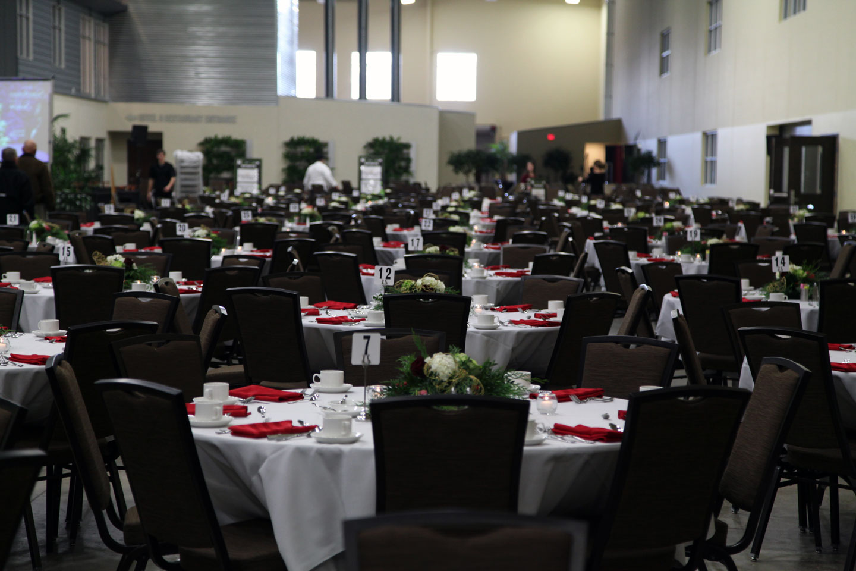 Spooky Nook Meetings & Events seating