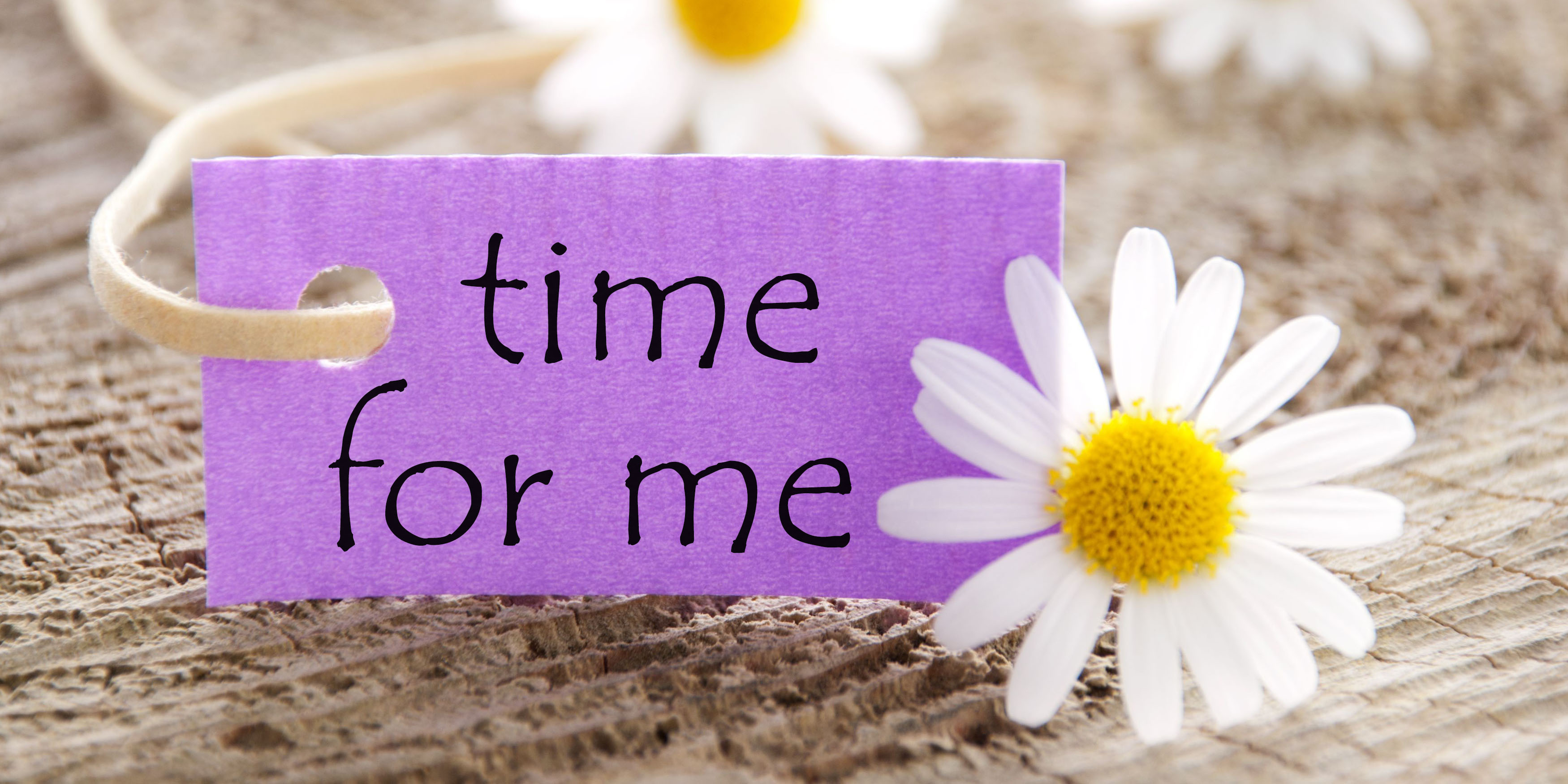 time for me with daisies
